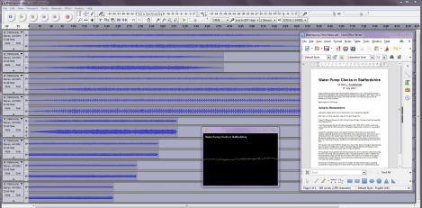 Capture - Slickstercast Mixing Desk